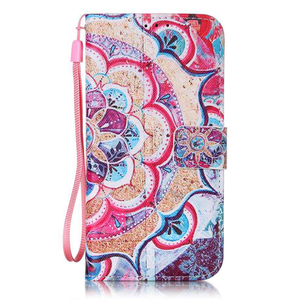 Cheap The New Painted PU Phone Case for Samsung Galaxy S7