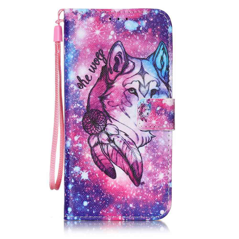 Shops The New Painted PU Phone Case for Samsung Galaxy S7 Edge