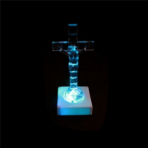 LED Flash Cross Style Lamp -