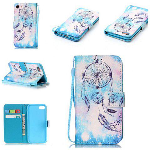 Outfits Painted PU Phone Case for iPhone 7 / 8