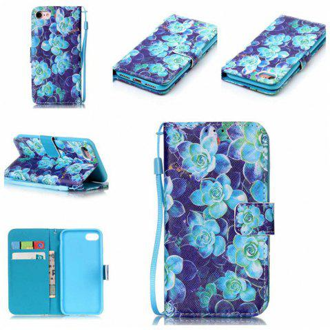 Discount Painted PU Phone Case for iPhone 7 / 8