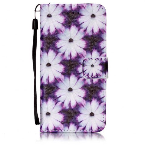 Chic Painted PU Phone Case for iPhone 6 Plus / 6S Plus