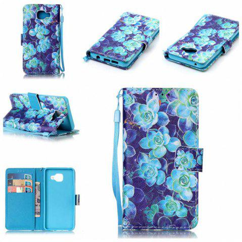 New The New Painted PU Phone Case for Samsung Galaxy A3 2016