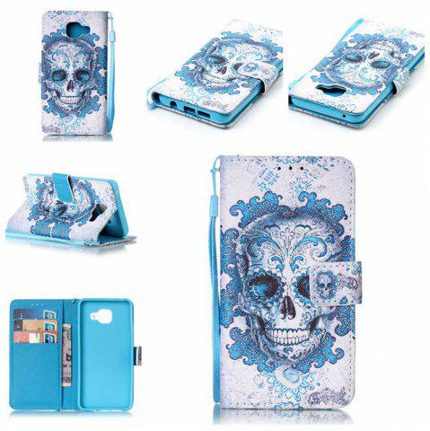 Affordable The New Painted PU Phone Case for Samsung Galaxy A3 2016
