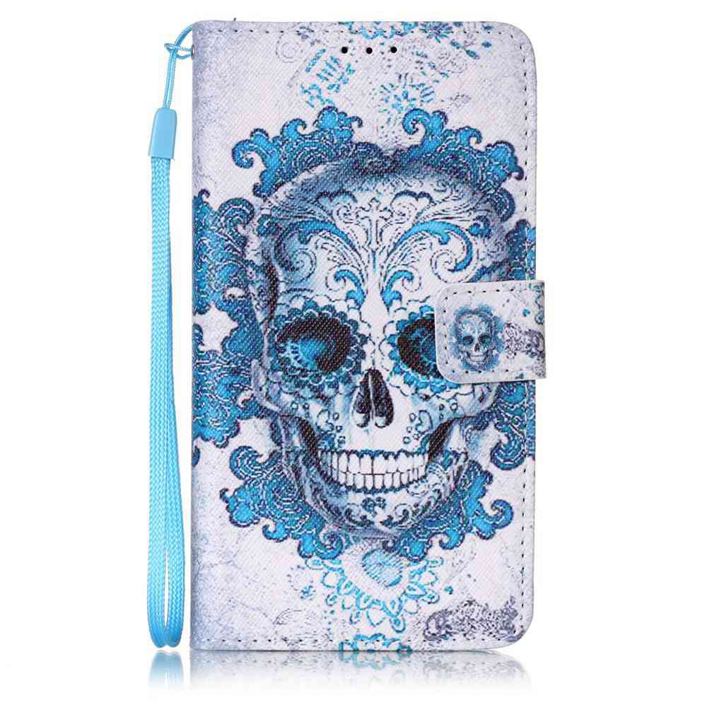 Online The New Painted PU Phone Case for Samsung Galaxy A5 2016