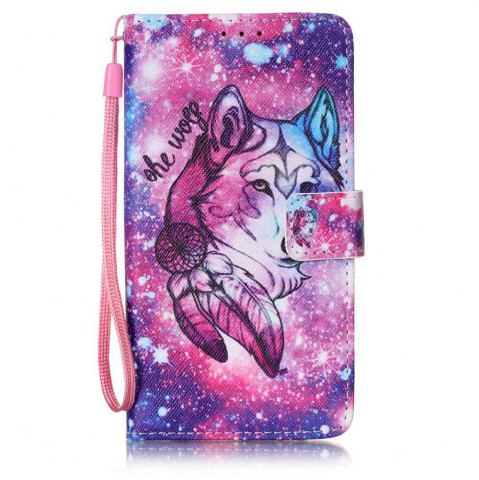Hot The New Painted PU Phone Case for Samsung Galaxy  J5 2016