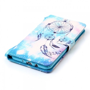 The New Painted PU Phone Case for Samsung Galaxy  J7 2016 -