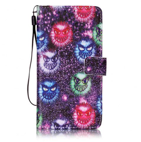 Store The New Painted PU Phone Case for Samsung Galaxy  J7 2016