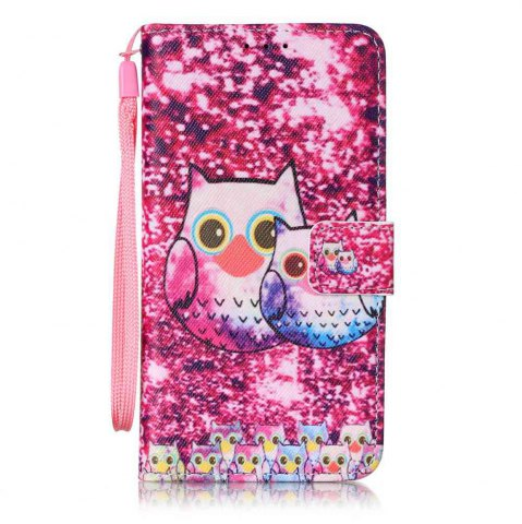 Fashion The New Painted PU Phone Case for Samsung Galaxy S5