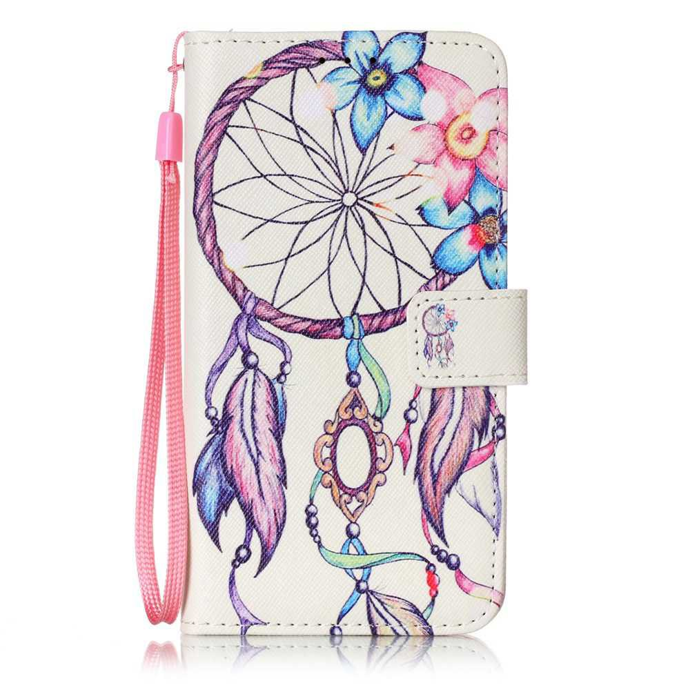 Outfit The New Painted PU Phone Case for Samsung Galaxy S5