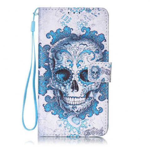 Fancy The New Painted PU Phone Case for LG K7