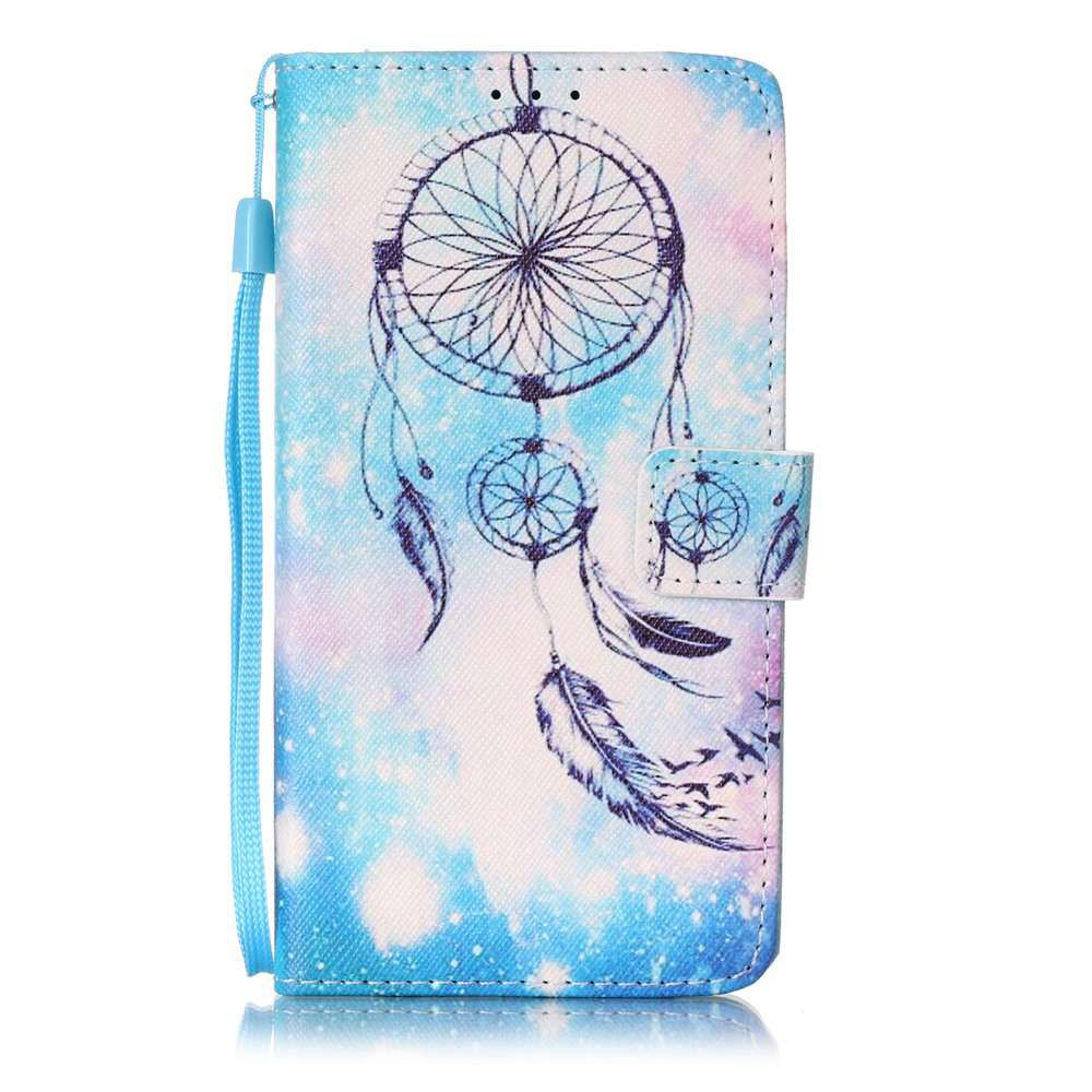 Buy The New Painted PU Phone Case for LG K7