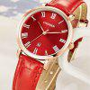 Cadisen C2006 Women Fashion Contracted Ultra-thin Quartz Watch -
