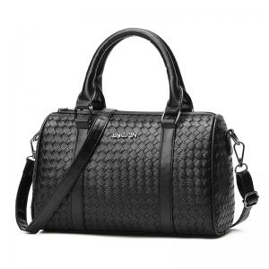 Sac à main en cuir PU simple All-match Fashion Lady -