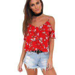 Lotus Leaf Sexy Beach Cami Top -