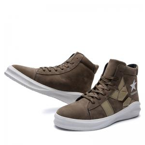 Men Outdoor New Winter Autumn Fashion Suede Surface Ankle Leather Boots -