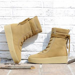 Casual High Top Outdoor Increase Height Women Fashion Sport Sneakers Comfortable -
