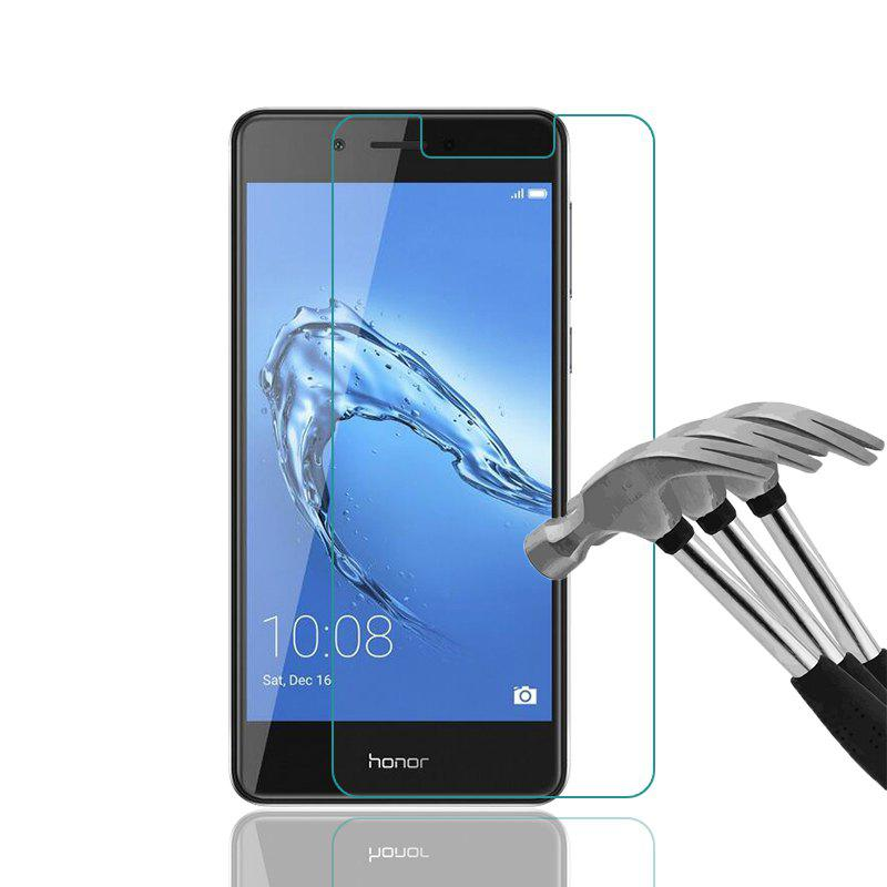 9H 2.5D Tempered Glass Screen Film for Huawei Honor 6CHOME<br><br>Color: TRANSPARENT;
