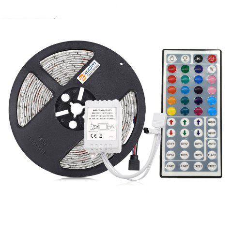 Rgb color zdm rgb led strip light 5m 75w with 44 key ir remote new zdm rgb led strip light 5m 75w with 44 key ir remote controller dc12v mozeypictures Choice Image