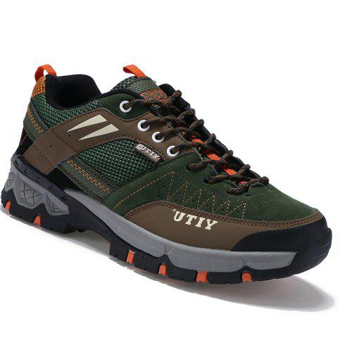 Outfit Low Vamp Men Brief Outdoor Shoes
