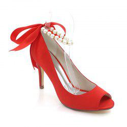 Spike Fish Shallow Mouth Chaussures de mariage -