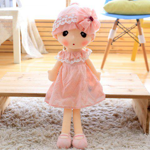 Store Little Girl Style Stuffed Ragdoll 40cm