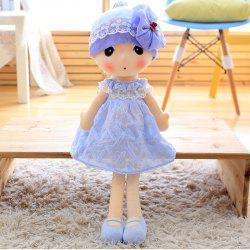 Little Girl Style Stuffed Ragdoll 40cm -