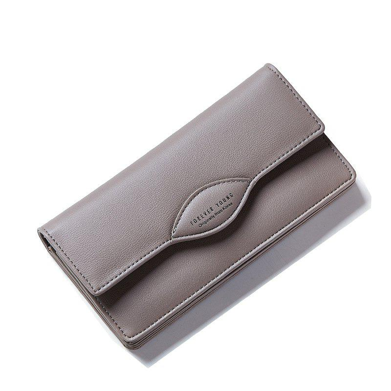 Buy Fashion Women Long Wallets PU Leather High Quality Wallet for Lady