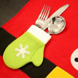 Creative Christmas Party Home Restaurant Table Mat Decoration Accessories -