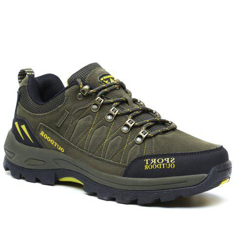 New Outdoor Antiskid Big Size Men Shoes
