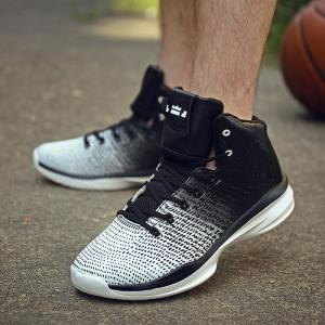 Men Running Shoes Breathable Outdoor Male Sneakers Light Jogging Adult Athletic Sneakers -