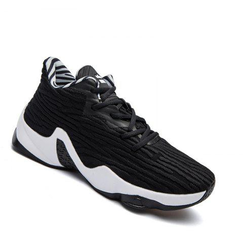 Trendy Couple Breathable Men Running Shoes Outdoor Male Light Jogging Adult Athletic Sneakers Big Size