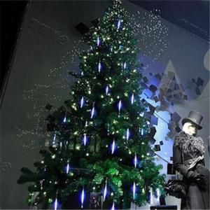 ... Christmas LED Meteor Shower Style Outdoor Decorative Lights ...