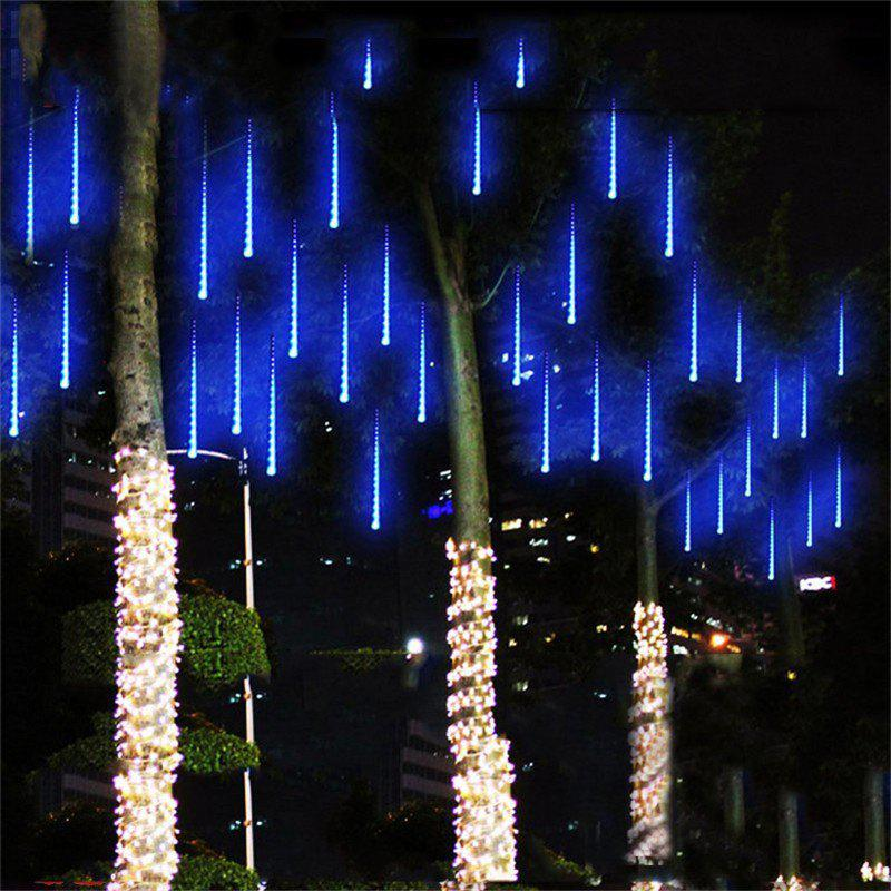 Christmas LED Meteor Shower Style Outdoor Decorative LightsHOME<br><br>Color: BLUE; Product weight: 0.2000 kg; Package weight: 0.2500 kg; Product size (L x W x H): 330.00 x 12.00 x 30.00 cm / 129.92 x 4.72 x 11.81 inches; Package size (L x W x H): 40.00 x 20.00 x 10.00 cm / 15.75 x 7.87 x 3.94 inches; Package Contents: 1 x Night Light;