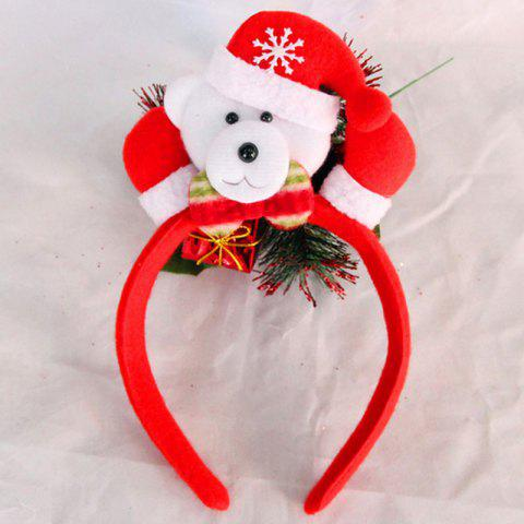 Unique Cute Flashing Christmas Headband LED Headwear for Kids Adults Decoration