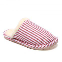 Winter's Warm and Anti-skid Cotton Slippers -