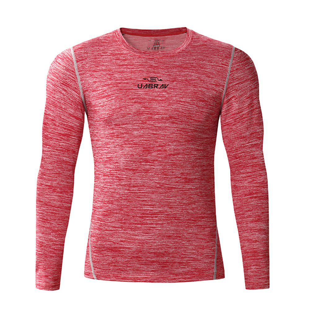 Store Men's Quick-drying Sports T Shirts Long Sleeve Fitness Gym Clothes