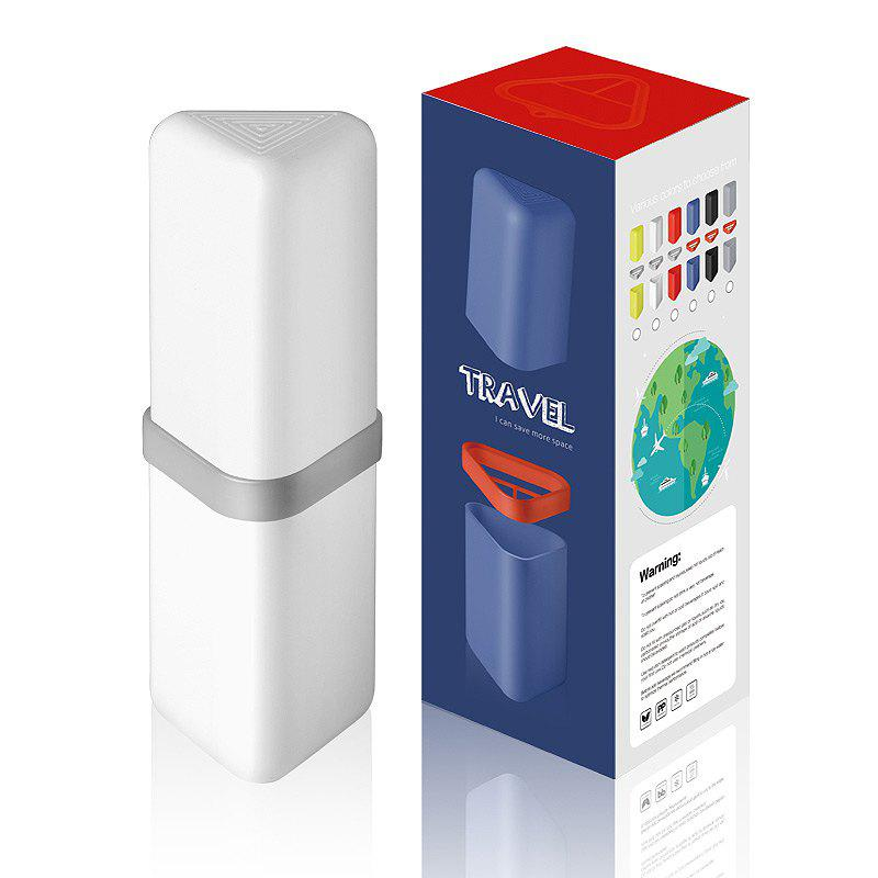 Discount Travel Gargle Cup Toothbrush Toothpaste Suit Storage Box