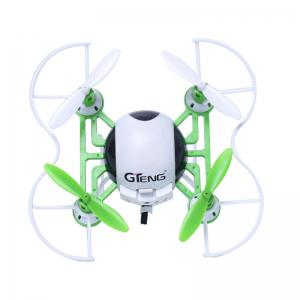 GTENG T902W WiFi FPV Camera Selfie RC Drone RTF Altitude Hold / G-Sensor / Flight Path -