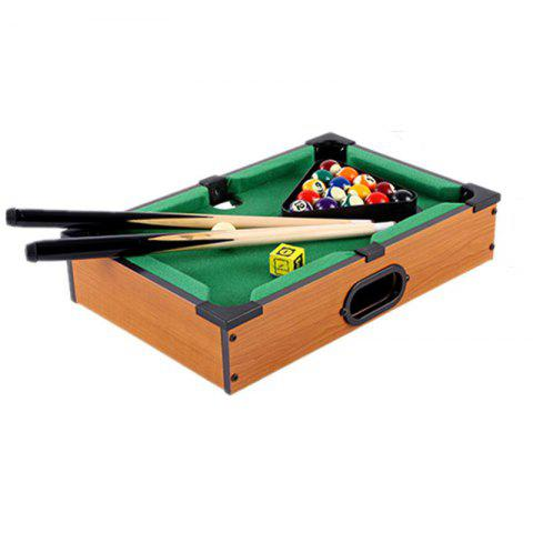 Chic Simulated Billiards for Children Parent-child Interaction Game Set