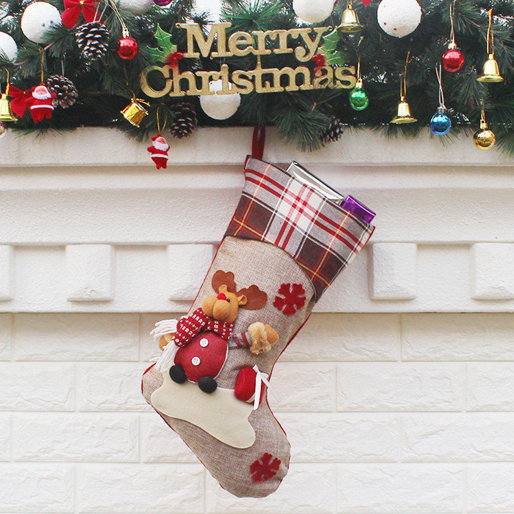 Discount Christmas Stocking Gift Bag