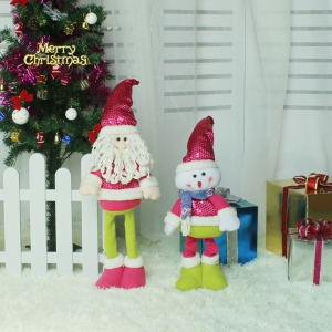Christmas Telescopic Doll -