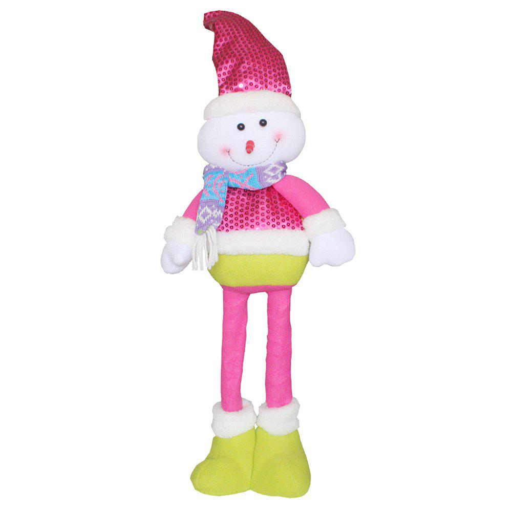 Outfit Christmas Telescopic Doll