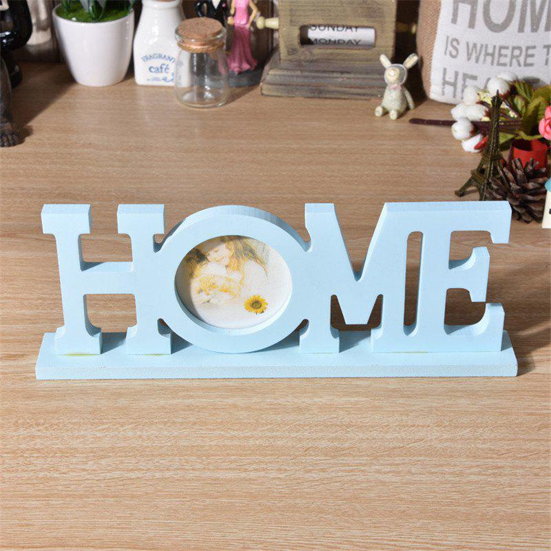 Outfits Photo Frame Sweet Wooden Home Display Desk Decor