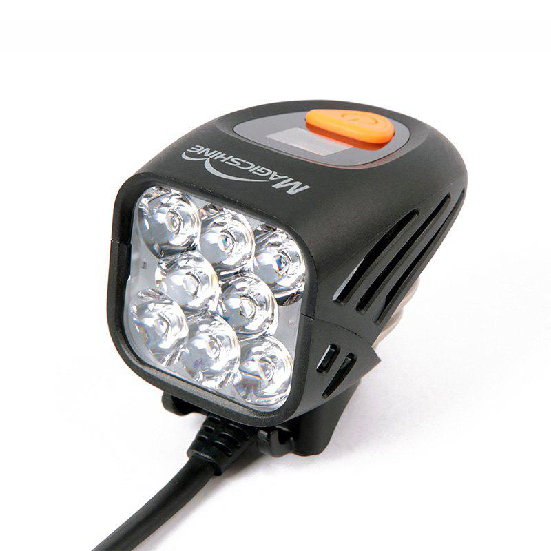 Fashion Magicshine MJ - 908 8000 Lumens Bike Light Combo