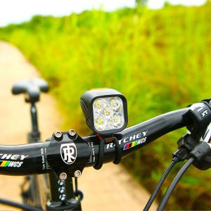 Magicshine MJ - 906B Bluetooth Intelligent USB Lampe du Vélo APP Version -