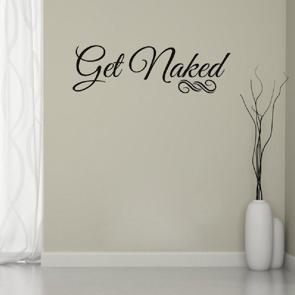 Outfit Dsu Get Wall Decal Vinyl Bathroom Art Stickers
