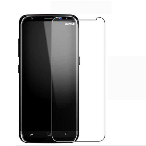 2pcs for Samsung GALAXY S8 Tempered Glass Film Samsung S8 Tempered Steel Tempered Oiled 0.26MM Semi screen
