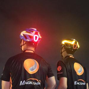 Magicshine MJ - 898 Genie Helmet with Light for Urban Road Cycling Commuting -