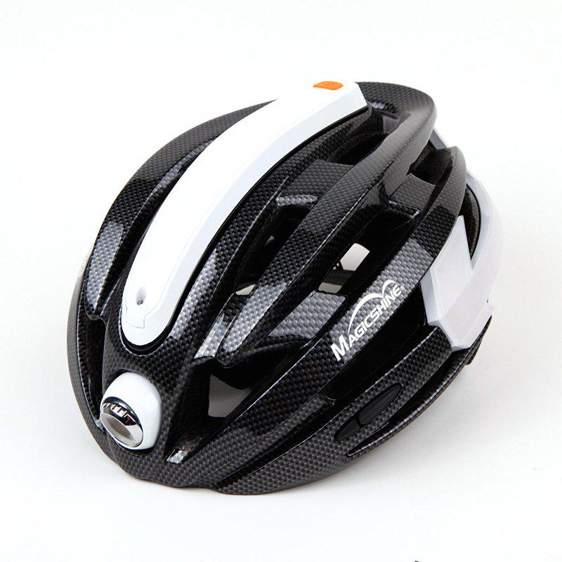 Shops Magicshine MJ - 898 Genie Helmet with Light for Urban Road Cycling Commuting
